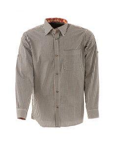 Overhemd Lederhosen Premium Groen