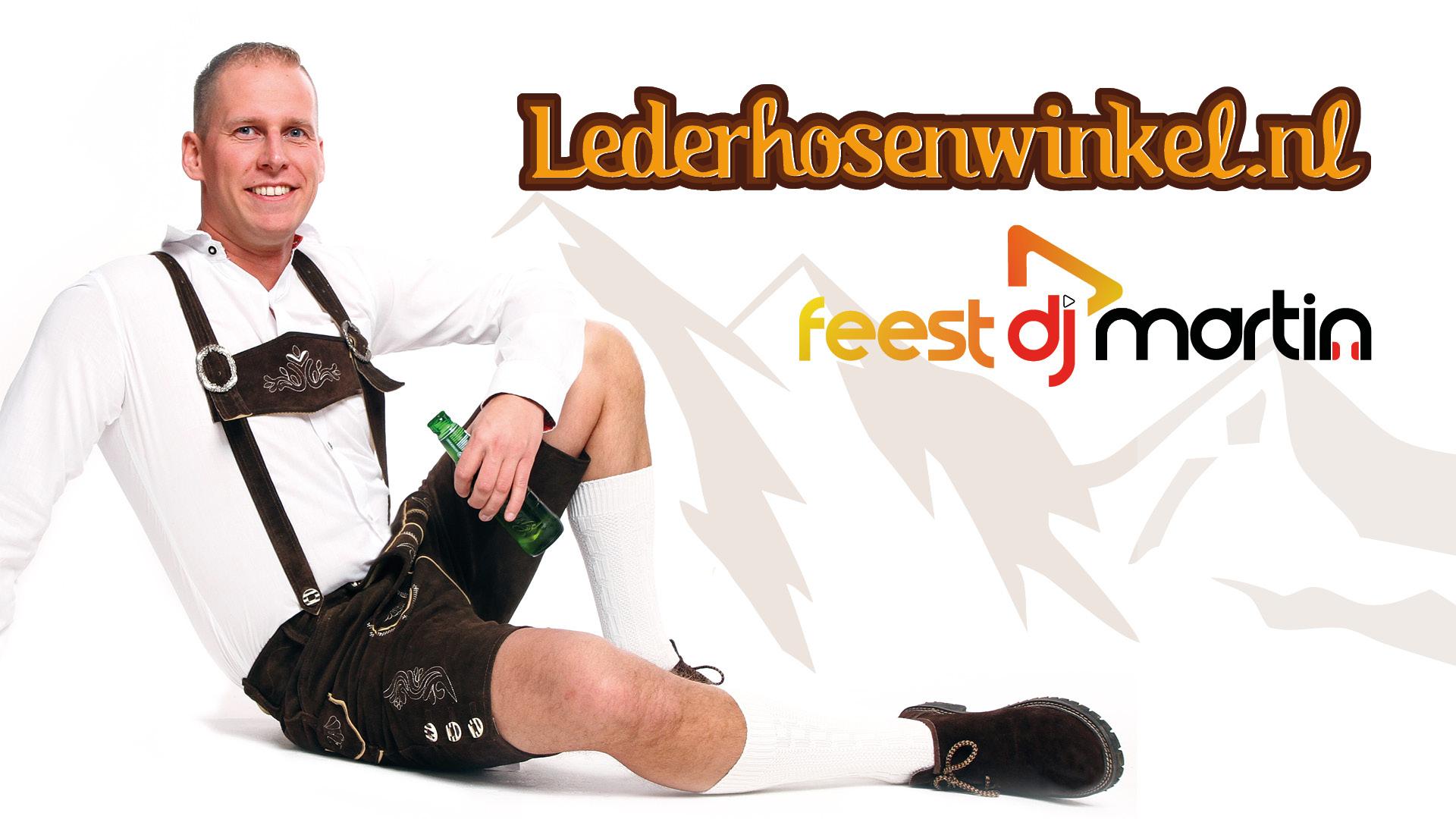 Feest DJ Martin