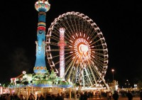 Cannstatter Volksfest in Germany-Excellent facilities tourism destinations