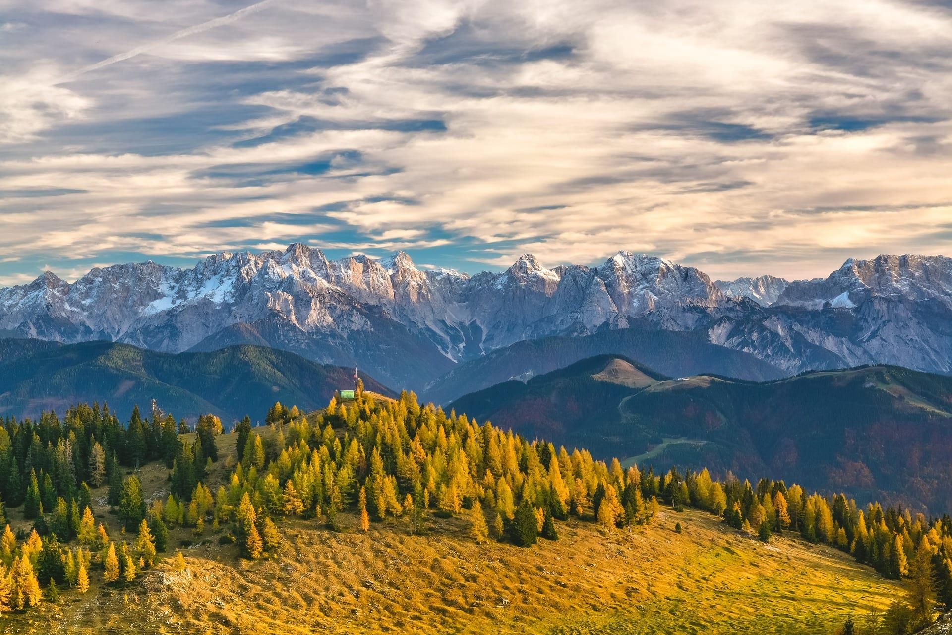 lederhosen bergen oostenrijk