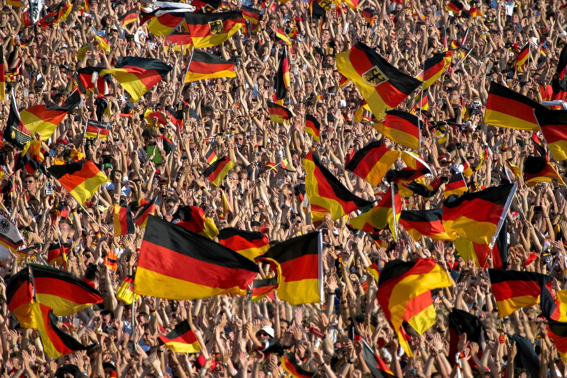Aanpassingen Duitsland